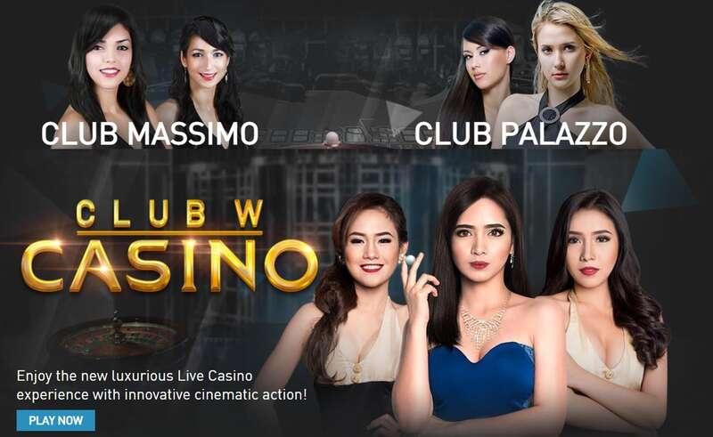 More Fantastic Games at W88.com Live Casino