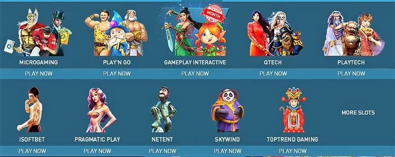 More Fantastic Games at W88.com Slots