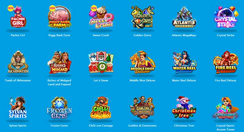 More Games, More Winning with Happyluke India-Slot Games
