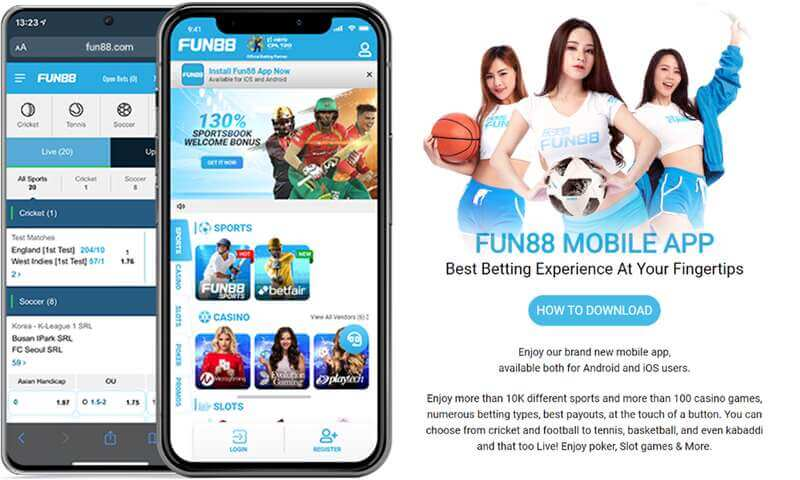 Register Fun888 and Play from Any Devices