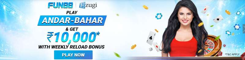 Promotion Fun88 with Live Casinos
