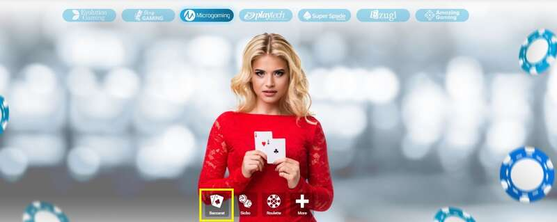 Baccarat Online an Optimized Gaming Experience - Live Dealers
