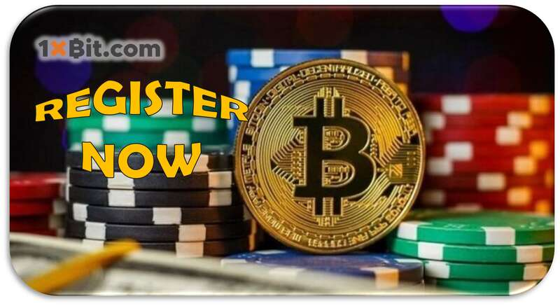 Bitcoin Gaming The New Normal - Register to 1xBit Today
