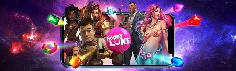 Gaming Experience with The Slot King Happyluke - Mobile