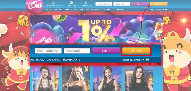 Start the Fun - Register to Happyluke India