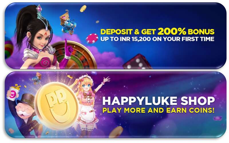 Play Sports and Casino Online and Get Promotions with Happyluke In