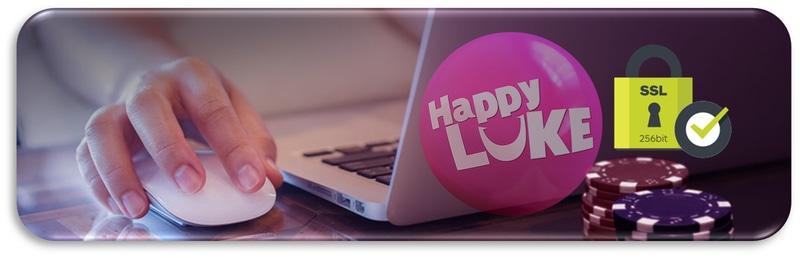 Register to Happyluke - Enjoy Fast, Safe, and Secure Online Gambling