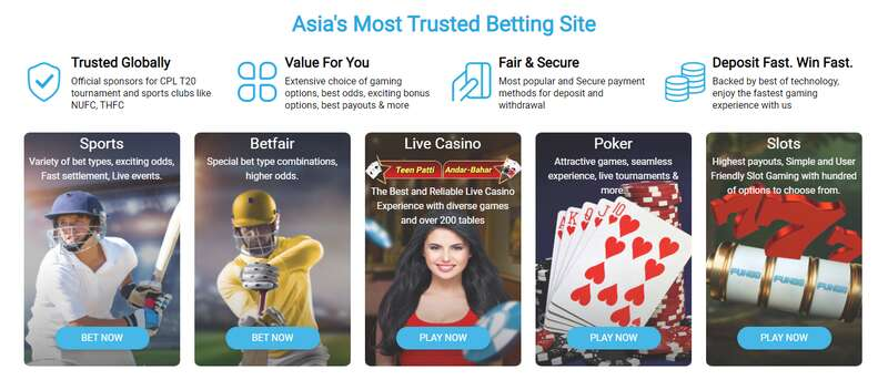 Start Playing Online Casino and Sports - Register to Fun88 Now