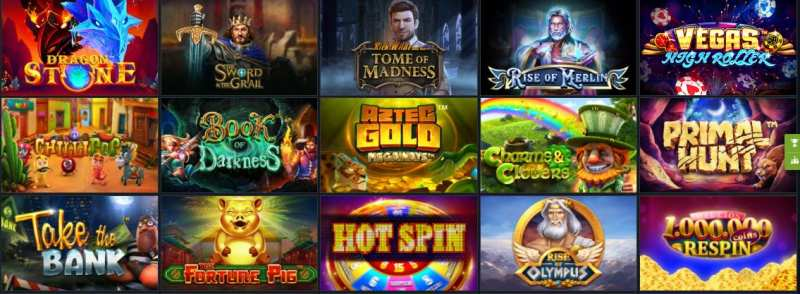 Top-Rated Casino Slot and 1xBet Online Live Casino - Slot Collections