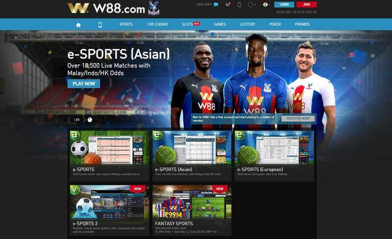 W88 Sport Online - The Leader of Online Sports Betting