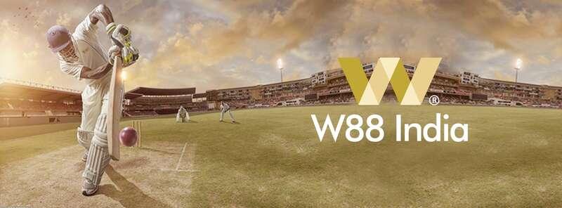 W88 Sportsbook Options - Cricket