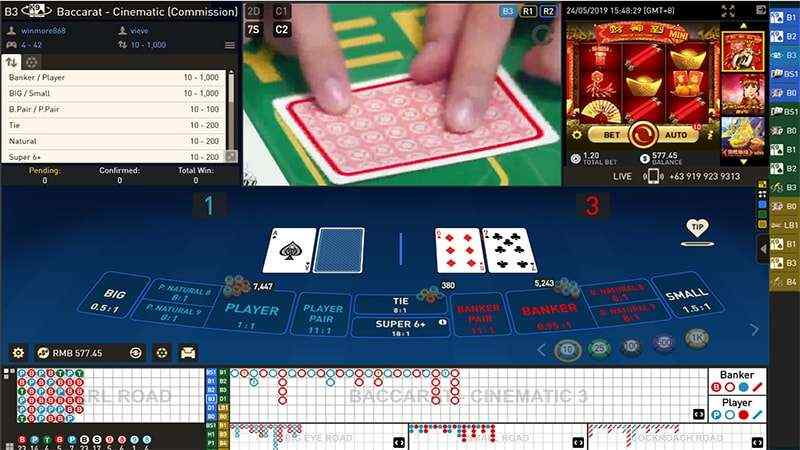 Your Favorite Casino Game Now Available Online - Baccarat Fun88