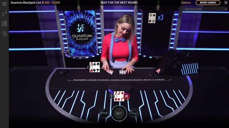 Luxurious Live Casino - W88 Club.com - Palazzo