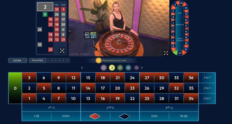 Gigantic Collection of Games Only at 188Bet Club.com - Live Casino