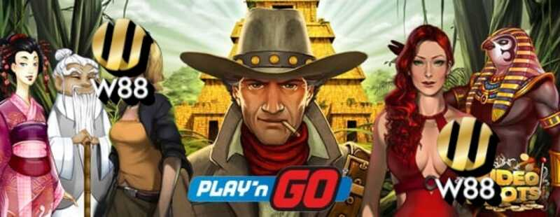 Play'n Go Games Selection in W88 India