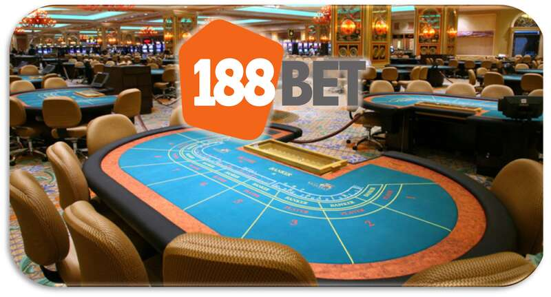 Real Money Online Casino with 188Bet Club