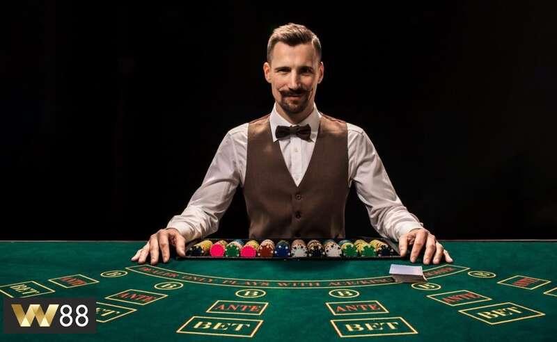 The Basics on How to Play Blackjack W88 2021