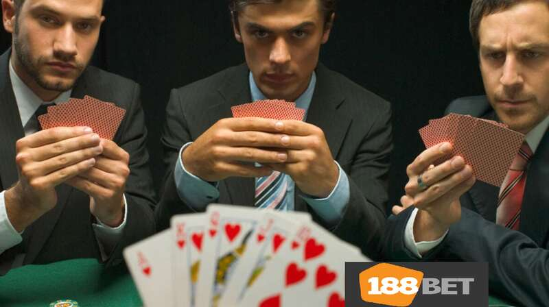 Play Poker as the Real Deal at 188BET