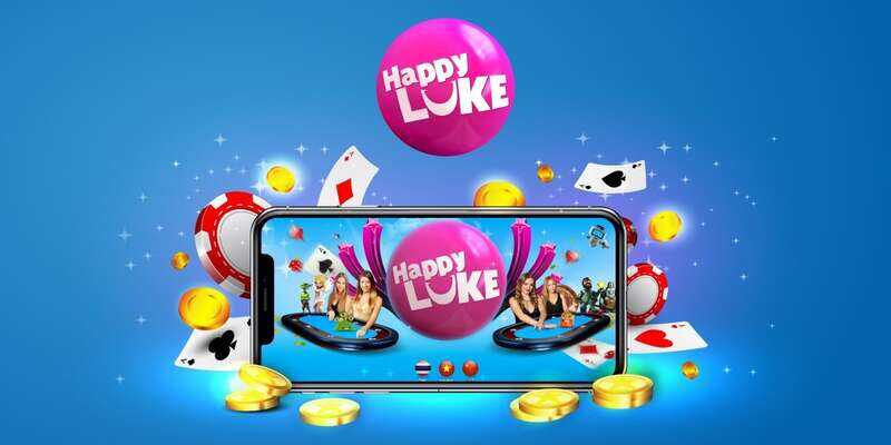 Website HAPPYLUKE: Your Gateway to an Incredible Online Casino Experience